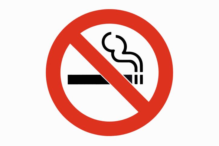smoking duke regional hospital