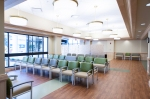 Outpatient Services waiting area