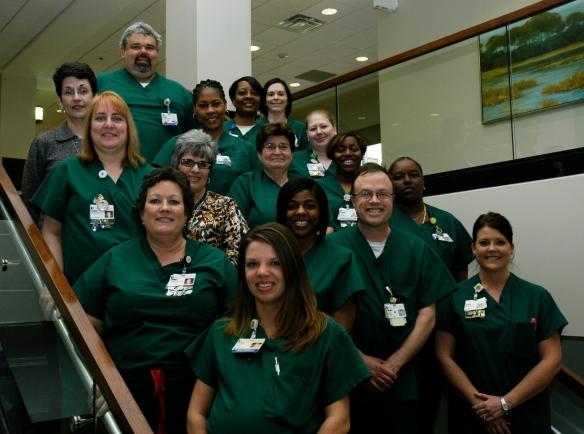 Endoscopy Services team
