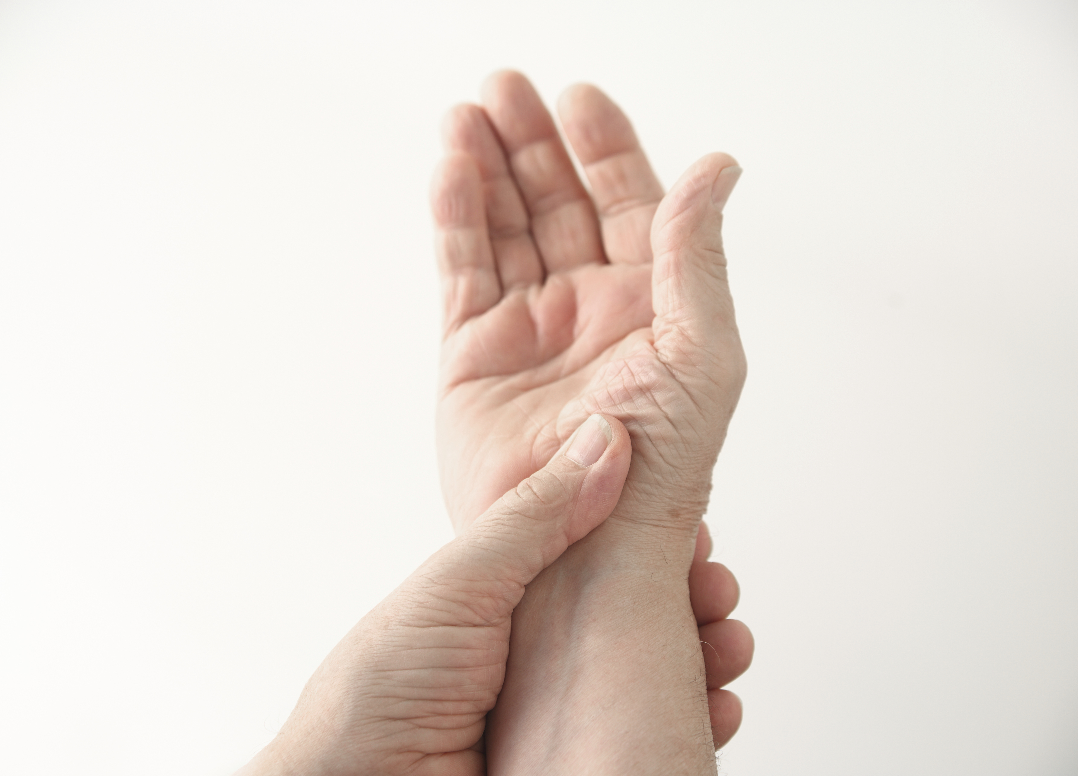 Hand and thumb pain