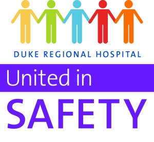 United in Safety graphic